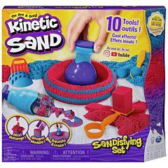 Set de joaca nisip kinetic Sandtastic