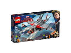 LEGO Marvel Super Heroes - Captain Marvel si atacul Skrull 76127