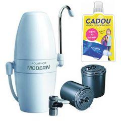 Filtru de apa Modern + Sticluta pliabila, Aquaphor