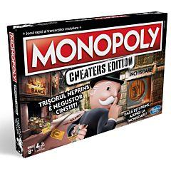 Joc Monopoly Cheaters in limba romana