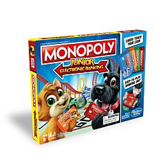 Monopoly Junior Electronic Banking RO