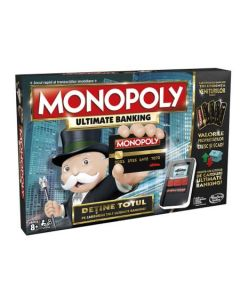 Monopoly Ultimate Banking RO