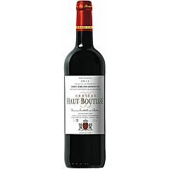 Vin rosu sec, Chateau Saint Emilion Grand Cru Haut Boutisse, 12.5%alcool, 0.75L