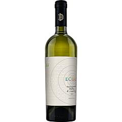 Vin alb, Ecou Sauvignon Blanc&Riesling Bio, 0.75L