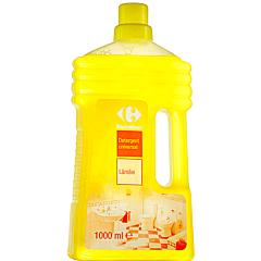 Detergent universal cu miros de lamaie Carrefour 1L