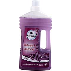 Detergent universal, Carrefour Essential Liliac, 1L
