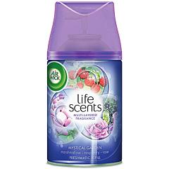 Rezerva odorizant automatic Air Wick Freshmatic Mystical Garden, 250 ml