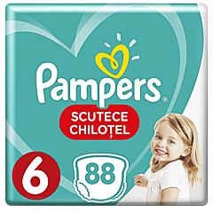Scutece-chilotel Pampers Pants Mega Box Marimea 6, 15+ kg, 88 buc