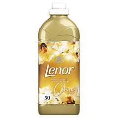 Balsam de rufe Lenor Gold Orchid 1.5 l, 50 Spalari