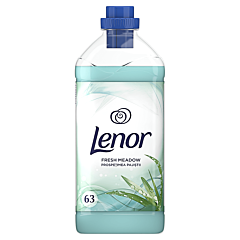 Balsam de rufe Lenor Fresh Meadow 1,9 l, 63 Spalari