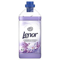 Balsam de rufe Lenor Lavender & Camomile 1.9 l, 63 Spalari