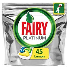 Detergent vase capsule Fairy Platinum 45 bucati