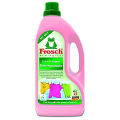 Detergent lichid pentru rufe colorate, Frosch Bio Rodie, 22 spalari, 1.5 L