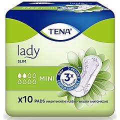Absorbante pentru incontinenta Tena Lady Slim Mini 10 bucati