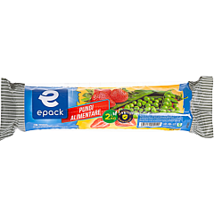 Pungi alimentare Epack 2l, 100buc.