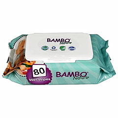 Servetele bebe Bambo 80buc