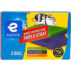 Burete 3 x Power Epack, 2 buc