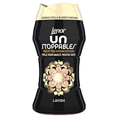 Perle parfumate pentru rufe Lenor Unstoppables Lavish 140g