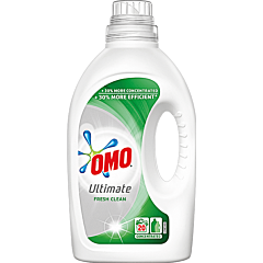 Detergent automat lichid Omo Fresh Clean, 20 spalari, 1 L