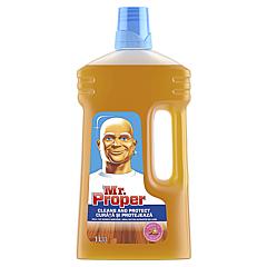 Detergent universal pentru suprafete din lemn, Mr. Proper, 1 L