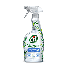 Spray anticalcar baie, Cif Natures, 750ml