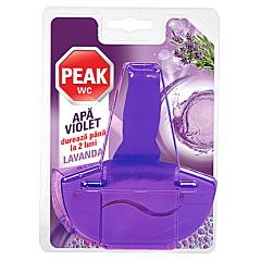 Odorizant toaleta, Peak Apa Violet Lavanda, 55g