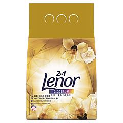 Detergent automat pudra Lenor Gold Orchid 20 spalari, 2kg