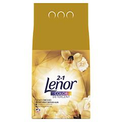 Detergent automat pudra Lenor Gold Orchid 40 spalari, 4 kg