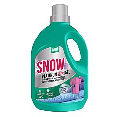 Solutie indepartare pete, Snow Platinum Color Gel, 950 ml
