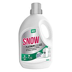 Solutie indepartare pete, Snow Platinum White Gel, 950 ml