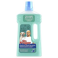 Detergent universal pentru iubitorii de animale, Mr. Proper, 1 L