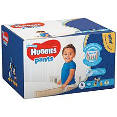 Scutece-chilotel Huggies Pants Baieti, Box (nr 5) 12-17kg, 68 buc
