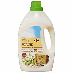 Detergent lichid Carrefour Marseille, 44 spalari, 2.2L