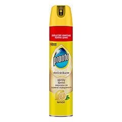 Spray aerosol lemn, Pronto Lemon, 300ml