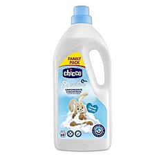 Balsam pentru rufe, Chicco Sensitive, family pack, 1.5L