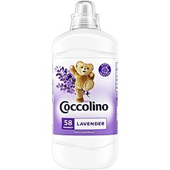 Balsam de rufe, Coccolino Lavander, 58 spalari, 1.45L