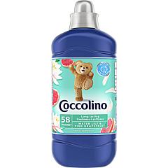 Balsam de rufe, Coccolino Water Lily 58 spalari, 1.45L