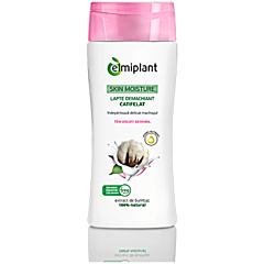 Lapte demachiant catifelat pentru ten sensibil, Elmiplant Skin Moisture, 200ml