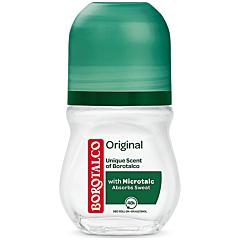 Deodorant roll-on Borotalco Original, 50ml