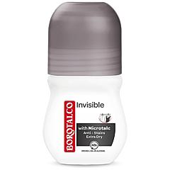 Roll-on invisible Borotalco 50ml