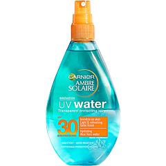 Apa solara bifazica, Garnier Ambre Solaire UV Water, SPF30, 150ml