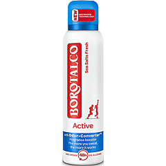Deodorant spray Borotalco Active Sea Salts 150ml
