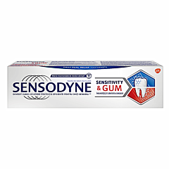 Pasta de dinti Sensodyne Sensitivity&Gum 75ml