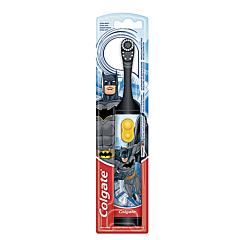 Periuta de dinti electrica pentru copii, Colgate Batman, cu baterie