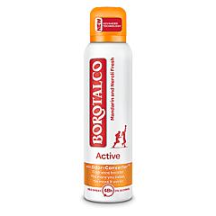 Deodorant spray cu parfum de mandarine si neroli Borotalco Activ 150ml