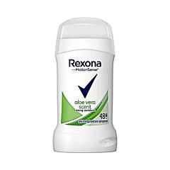 Deodorant antiperspirant stick, Rexona Aloe Vera, 40ml