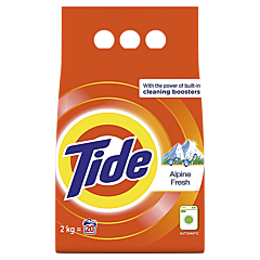 Detergent automat pentru rufe, Tide Alpine Fresh, 2kg