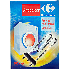 Pudra anti-calcar Carrefour 500g