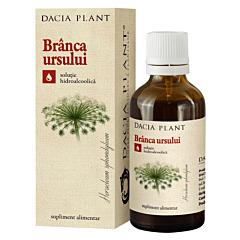 Tinctura Branca Ursului Dacia Plant 50ml