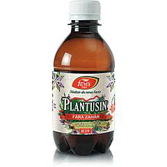 Sirop Plantusin pentru diabetici, Fares 250ml